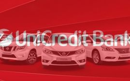 Машина за полчаса и по двум документам: все о кредитах «Юникредит» банка