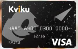 Как пользоваться кредитной картой Квику?