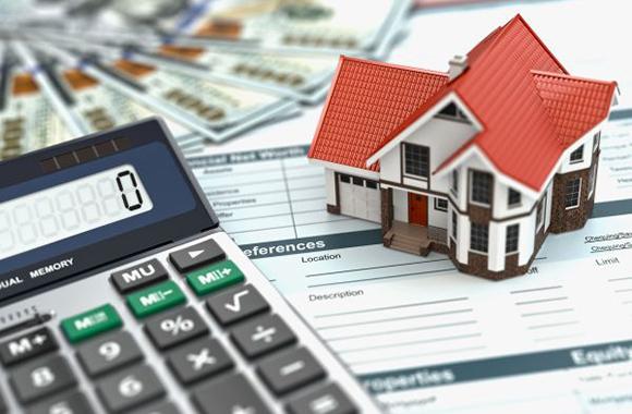 Расчет налога на квартиру при ипотеке