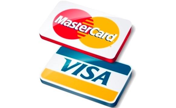 оплата мастеркард или виза