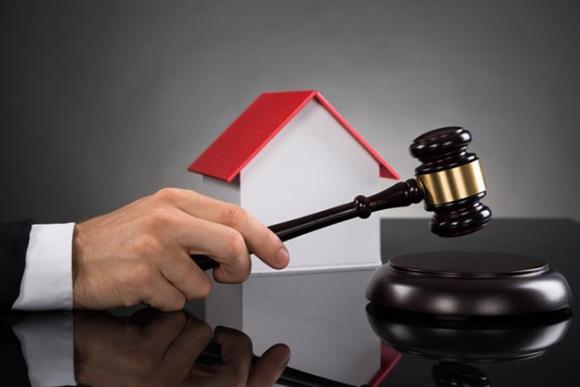 Раздел ипотеки по закону