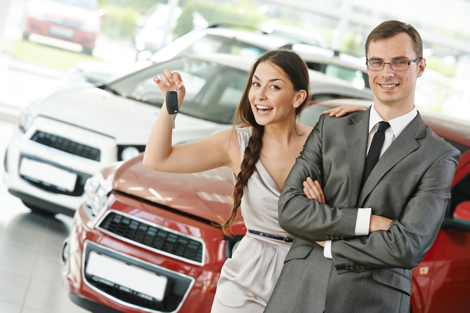 Желание приобрести новый автомобиль
