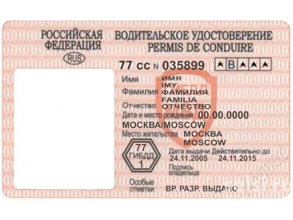 оригинал и копия водительских прав для получения автокредита