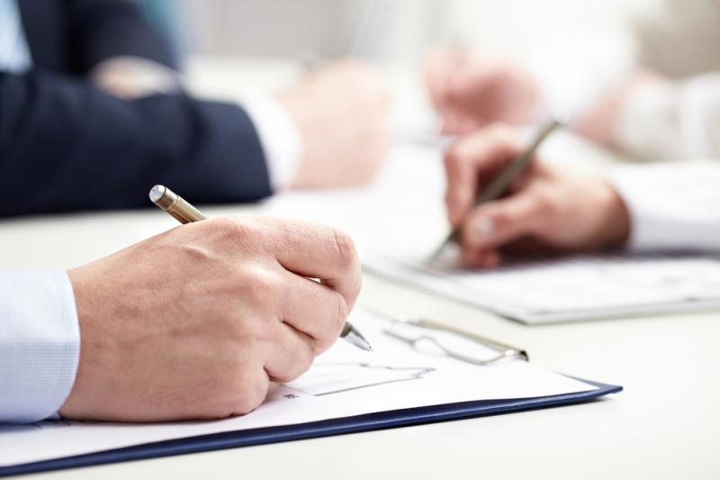 Заблаговременное извещение кредитного учреждения о решении внести полную сумму задолженности путем написания заявления