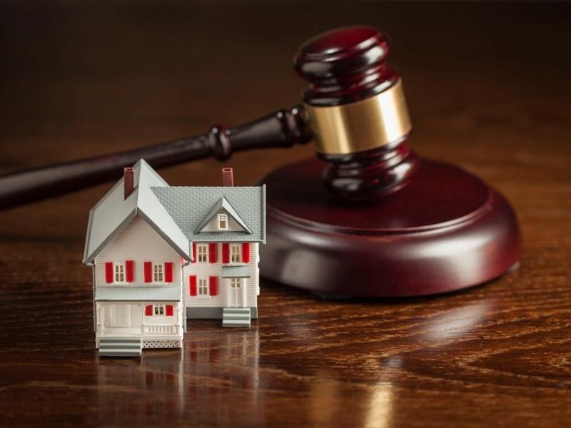 Жилплощадь не должна фигурировать как предмет спора в каких-либо судебных разбирательствах