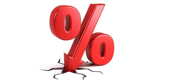 невысокие процентные ставки