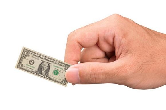Получение небольшой заемной суммы
