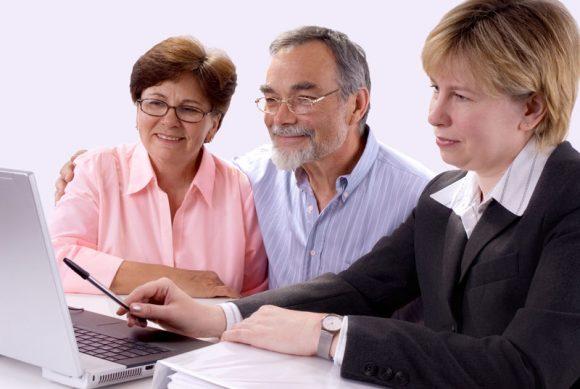 Продажа квартиры полученной по наследству пенсионером