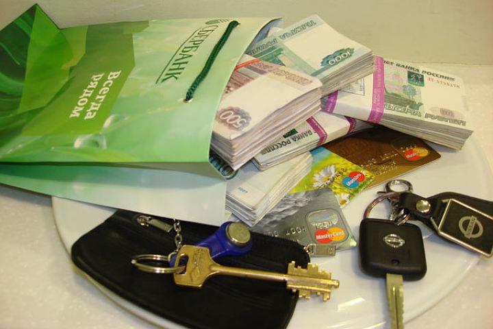 Получить в Сбербанке кредит наличными можно без залога