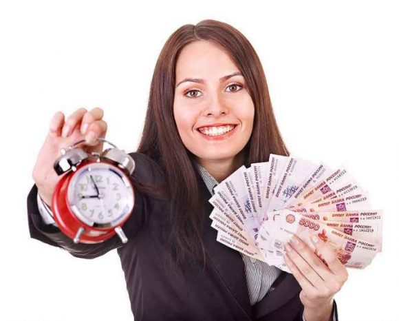 Краткосрочный кредит на месяц