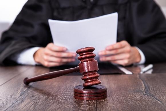 Обратиться в суд