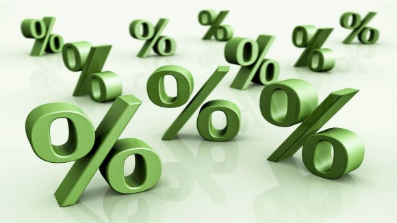 Установление процентных ставок