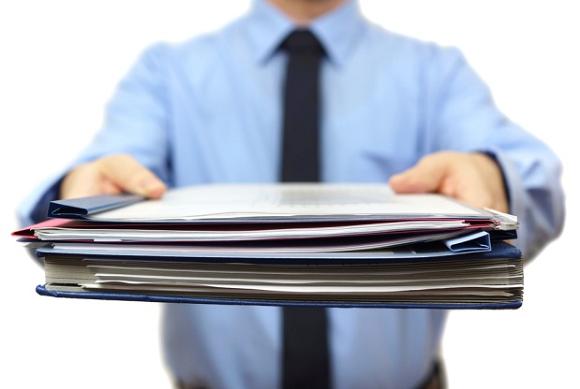 Подготовка документов для оформления кредитной карты