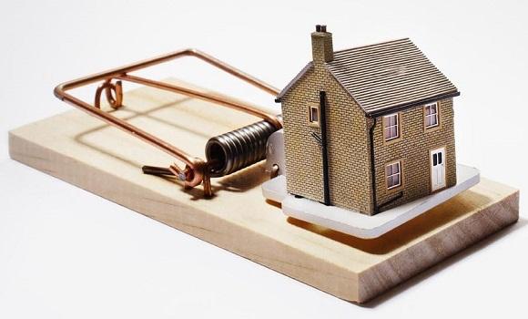 снимается обременение с недвижимости