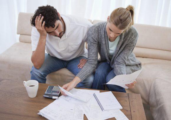 Долг банку за ипотеку