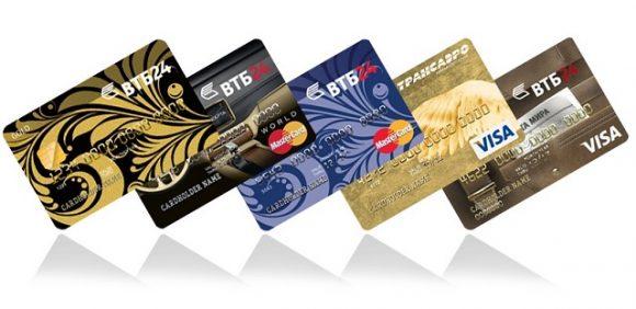 Кредитная карта «ВТБ-24»
