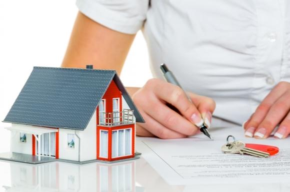 Подписать ипотечный договор