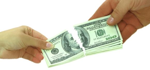 поделить кредиты после развода cash займы личный кабинет